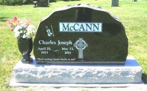 McCann front