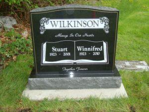 Wilkinson, North Vancouver Cemetery