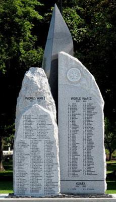 Kelowna Cenotaph