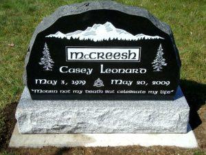 McCreesh Front